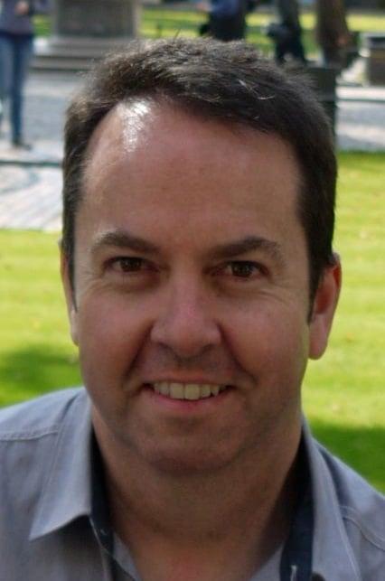 Dr James Rice (2016-2018)