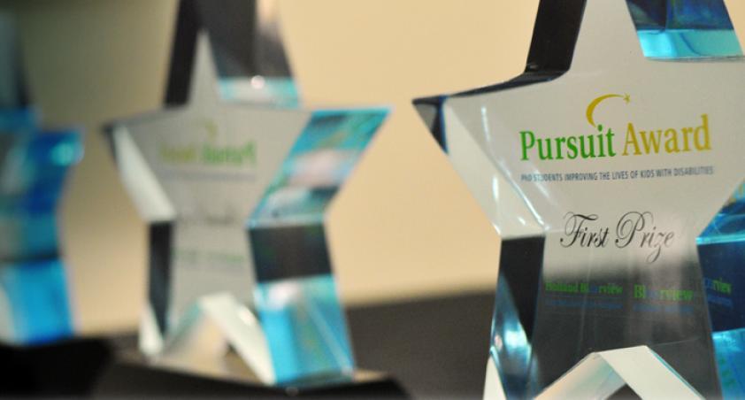 Bloorview Research Institute 2020 Pursuit Award