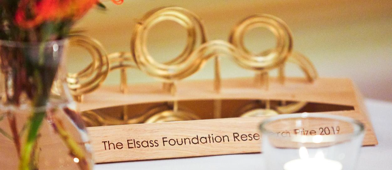 The Elsass Foundation Research Prize 2021: call for nominations now open